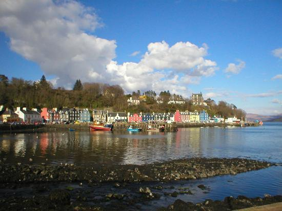 Restaurants Tobermory