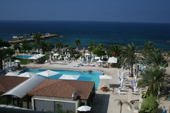 Louis Ledra Beach: View from our balcony
