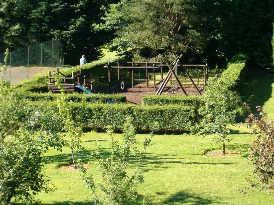 Macdonald Forest Hills Hotel & Resort: Children's play area at Forest Hills