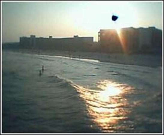 DoubleTree Resort by Hilton Myrtle Beach Oceanfront: Talk about serene...