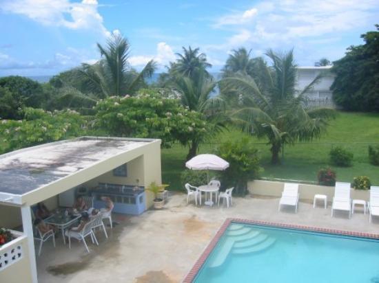 Casa Ladera: View from the Casa Balcony