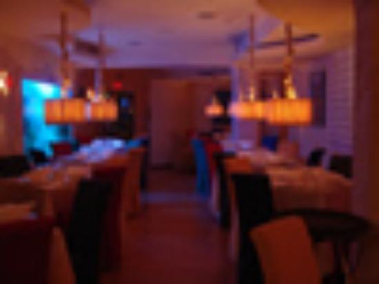 Akuarius Hotel, Bar & Restaurant: restaurant