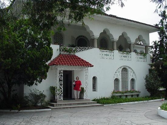 La Casa Grande : welcome to the Casa Grande