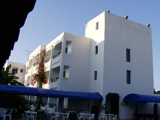 Hotel Les Citronniers: Main Building of Hotel