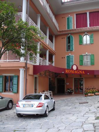 호텔 로마냐 사진