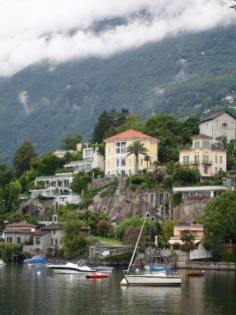 Hotel Romagna: Ascona