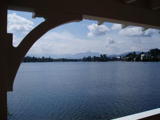 Mirror Lake Inn Resort & Spa: Mirror Lake view