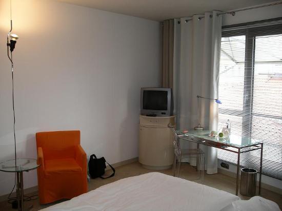Design Hotel Josef Prague: bedroom