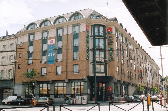 Hotels Near Brussels Midi Station