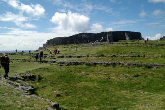 Inishmore, İrlanda: Dun Aengus