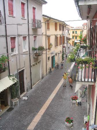 Hotel 4 Stagioni: View from the balcony