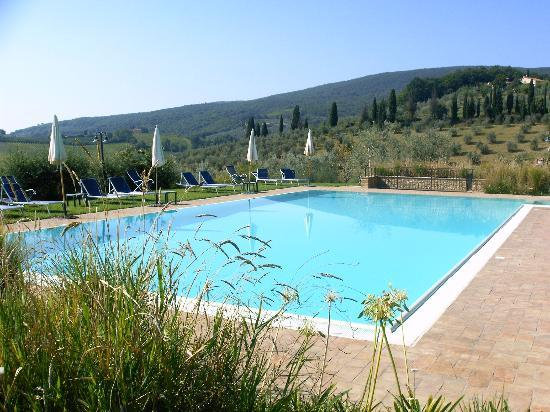 Villa Ducci: At the Pool