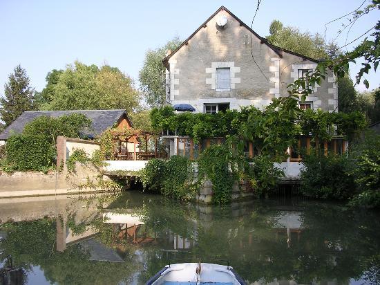 Le Moulin de Saint Jean : The Mill