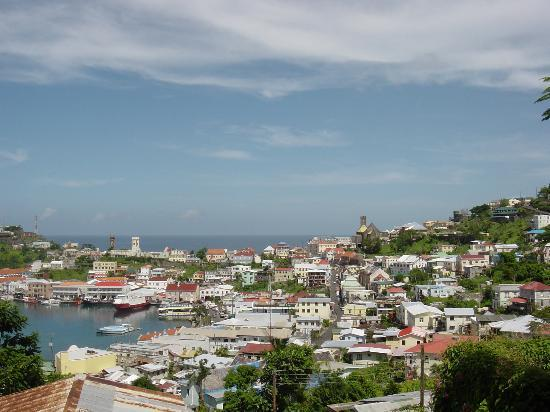 Azzurra Castle: Beautiful Grenada