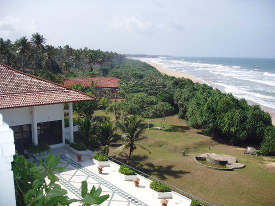 Vivanta by Taj - Bentota : View from Room 603