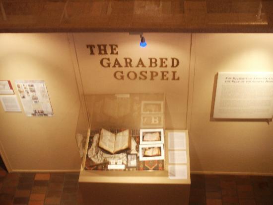 Armenian Library and Museum of America (ALMA): 13th c. gospel book