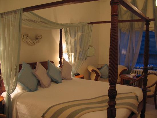 Hotel d'Urville: My suite