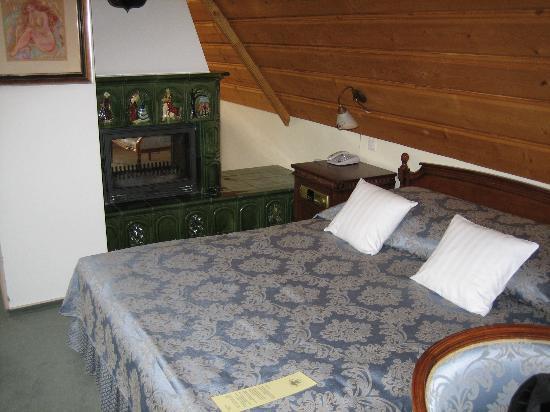Room With Fireplace Picture Of Belvedere Hotel Zakopane Tripadvisor