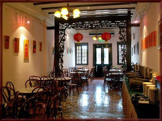 Hotel Puri: Restaurant room