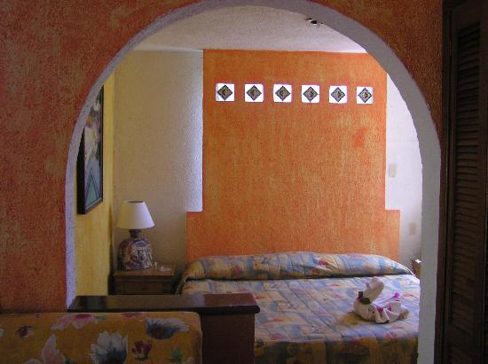 Real Playa del Carmen: hotelroom