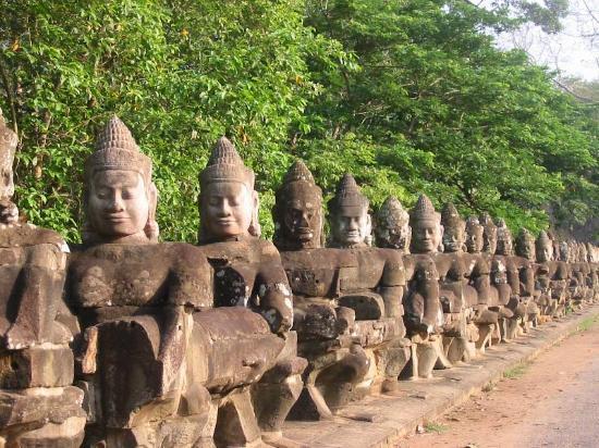Monoreach Angkor Hotel: Angkor Thom