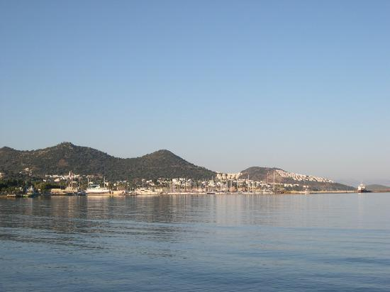 Yalıkavak, Türkiye: Yalikavak Bay in the morning