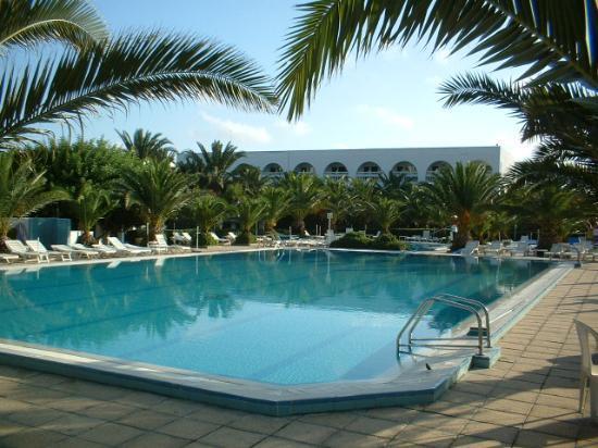 Hotel Kanta: The quiet pool