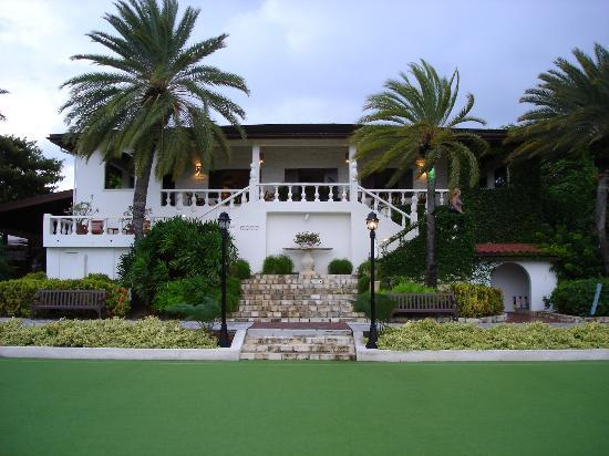 Jumby Bay, A Rosewood Resort: The Estate House