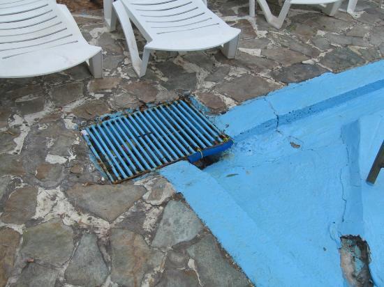 Florida Blue Bay : The pool