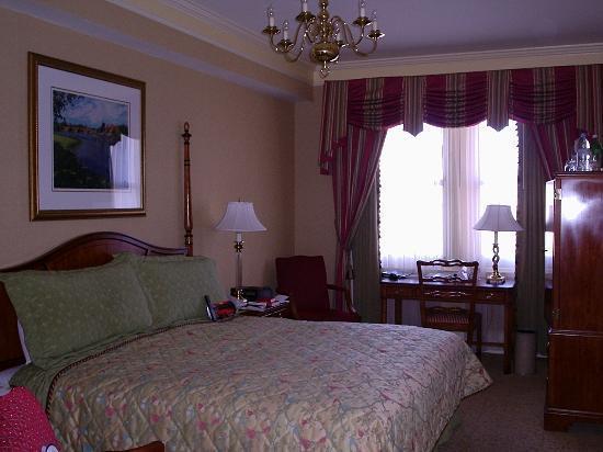 Lenox Hotel: Lenox Bedroom