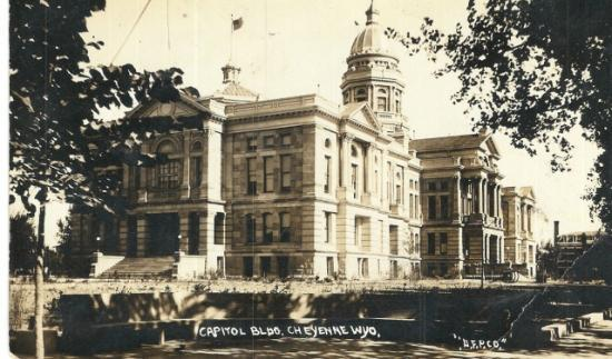 Wyoming Capitol Building - Picture of Wyoming State Capitol