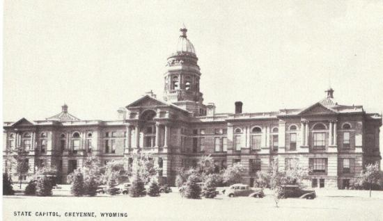 Cheyenne, WY: after the 1917 expansion