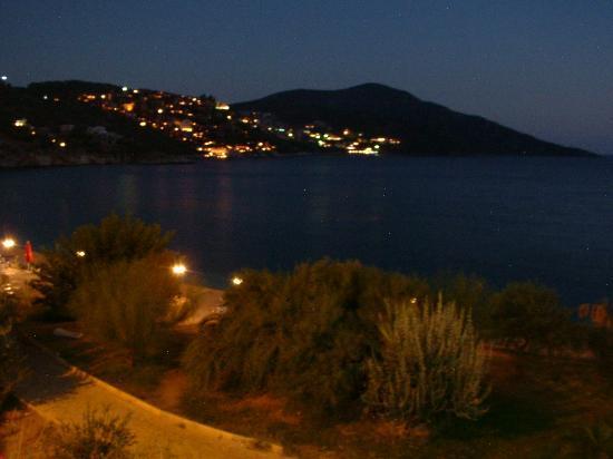 Villa Lycian City: Kalkan by night