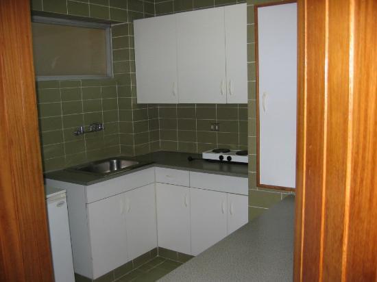 Las Suites Hotel: Kitchen area of Suite