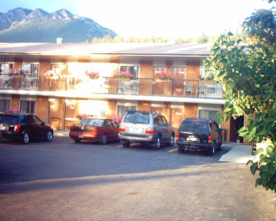 Radium Hot Springs, Canadá: The Park Inn