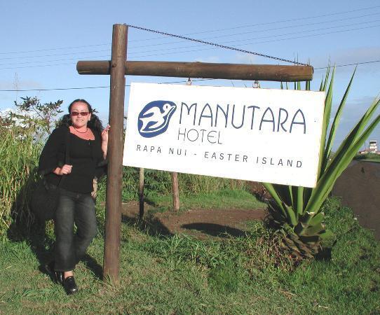 Hotel Manutara Welcome To