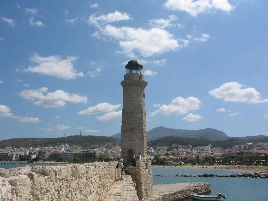 Rethymnon Bay Hotel: Rethymnon light-house
