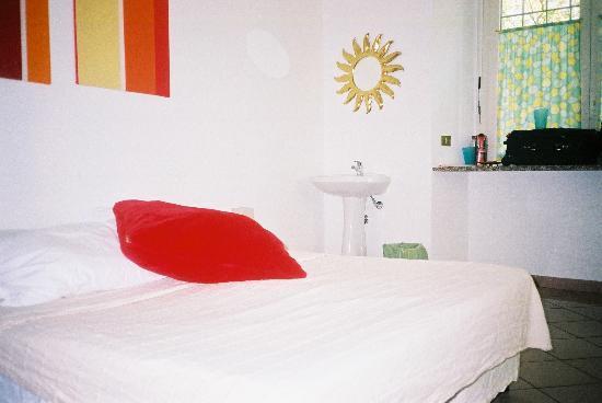The Beehive: Bedroom