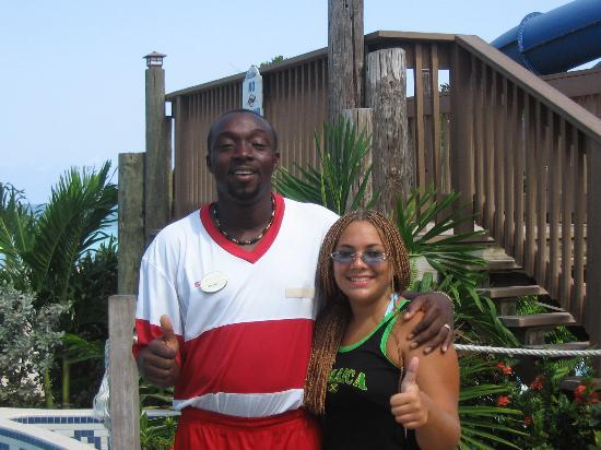 Beaches Negril Resort & Spa: watersports staff