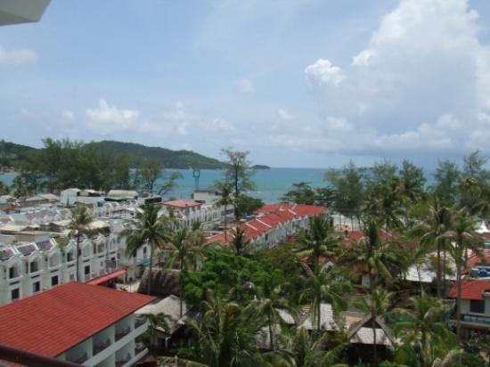 Patong Beach Hotel: The View