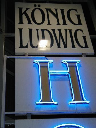 Hotel König Ludwig: welcome
