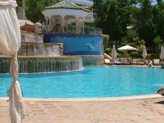 Hyatt Regency Sharm El Sheikh Resort: Bottom Pool of Three