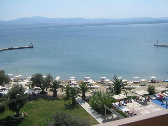 Palmariva  Beach Bomo Club : Sea view from balcony