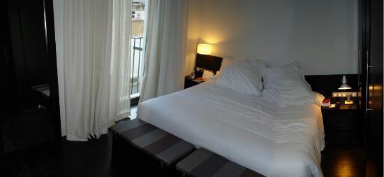 Hospes Palau de la Mar Hotel : Our lovely room
