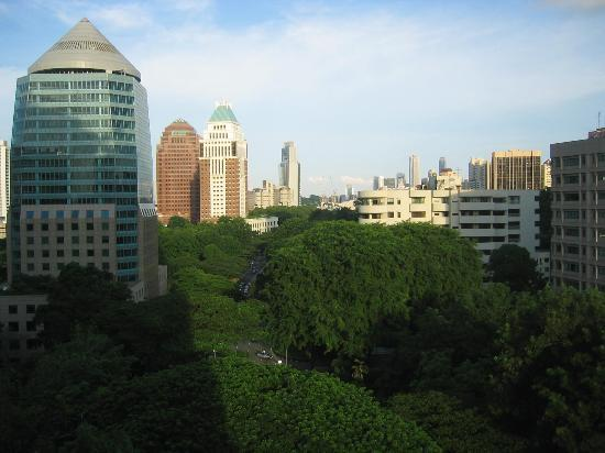 Window View - Four Seasons Hotel Singapore Photo