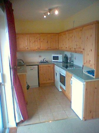 Quality Hotel & Leisure Center Youghal: Kitchenette