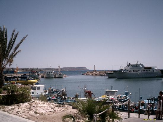 Dome Beach Hotel & Resort PAI: Ayia Napa, Harbour
