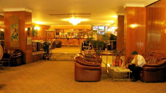 Troya Hotel: Lobby