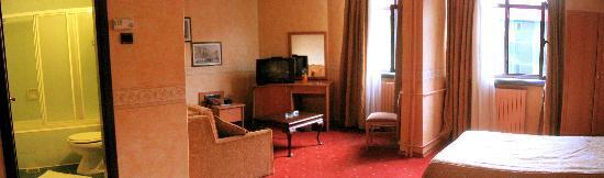 Troya Hotel: Room (deluxe)