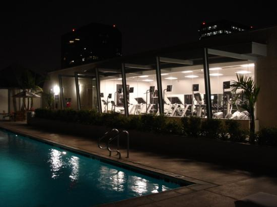 Costa Mesa, CA: WestinWORKOUT and pool (2nd floor)